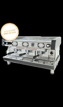 מכונת קפה מקצועית    La Favorita