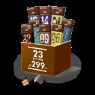 חבילת 23 מארזי קפסולות אספרסו
