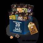 חבילת 30 מארזי קפסולות אספרסו