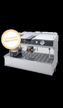 מכונת קפה קפסולות     Capitano Multicap