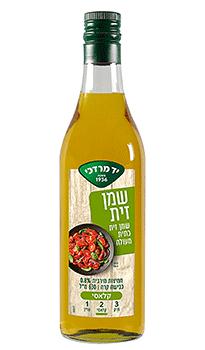 """שמן זית יד מרדכי 630 מ""""ל"""